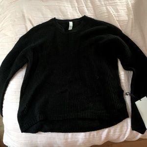 Lululemon easy embrace long sleeve sweater